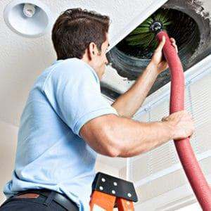 Duct Cleaning & Seal