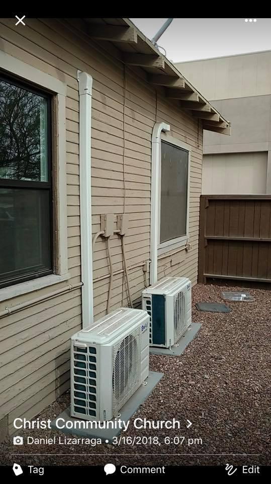b air 2 unit installation ductless mini split