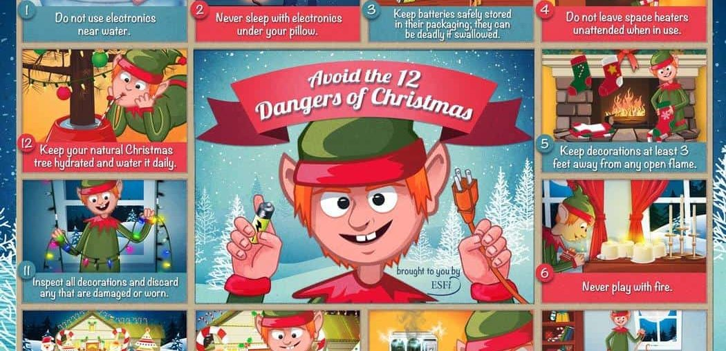 12 Safety Tips This Christmas