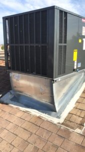 Daikin Package Roof Curb