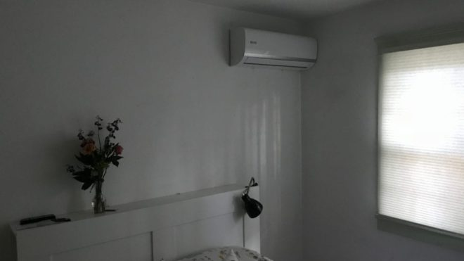 Older Homes-the Case for Ductless Mini Splits ac's