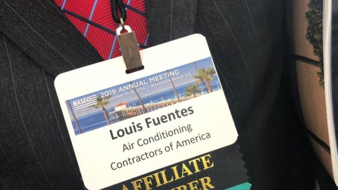 Air Conditioning Guys at the forefront of National Energy Discussions