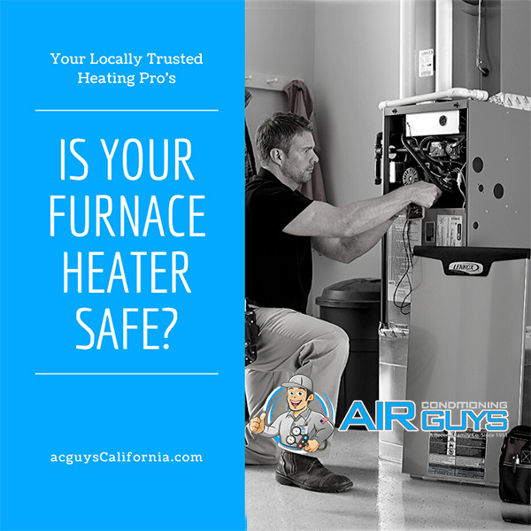 can my gas furnace become danerous