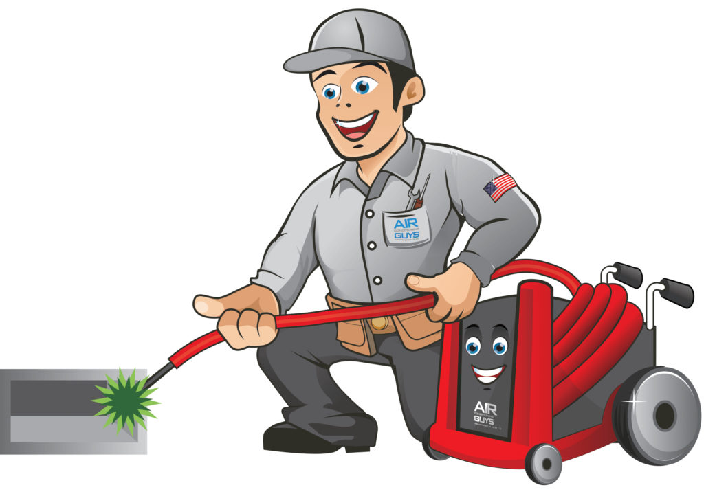 air duct cleaning by ac guys