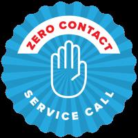 zero contact ac service
